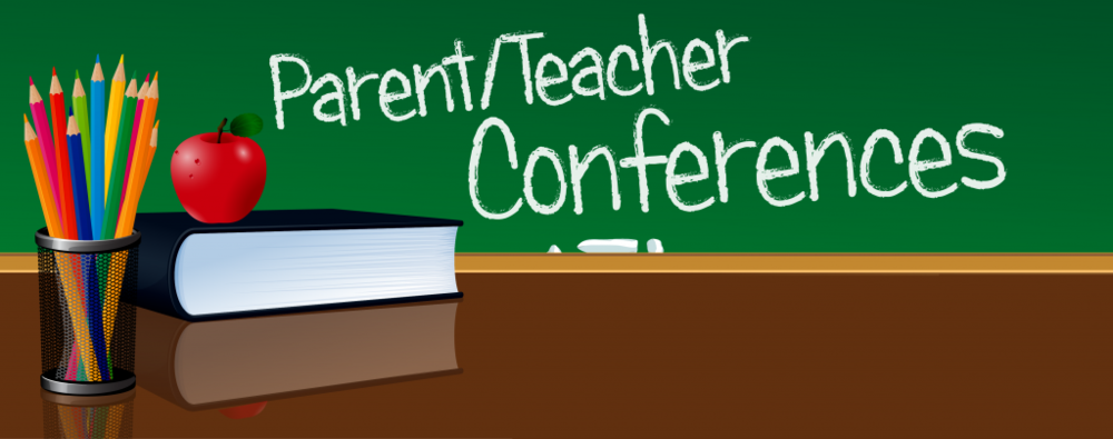 Schedule your time to talk with your student's teachers​