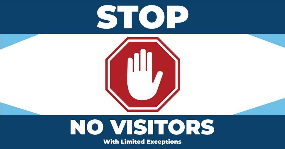School Visitor Limitations