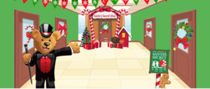Santa's Secret Shop Online