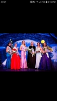 81st Miss Dowagiac and her court