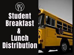 Locations for breakfast and lunch